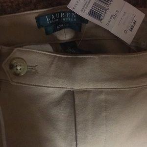 NWT Ralph Lauren Khaki Pants